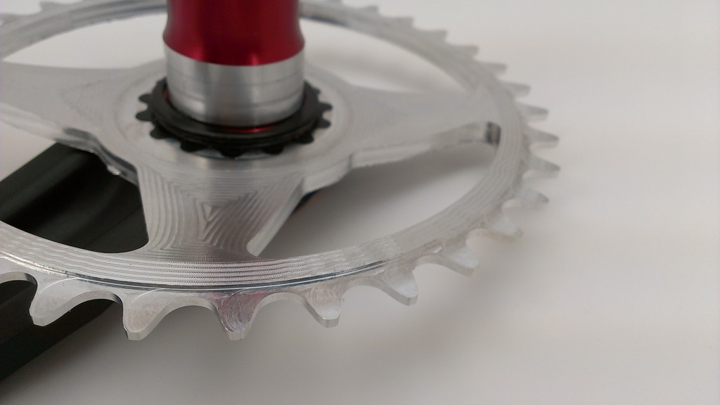 E13 Splined Sprocket 2